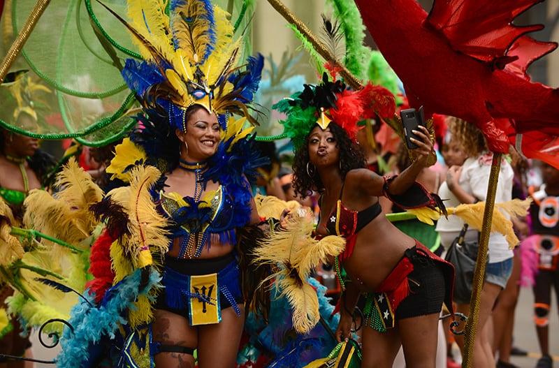 A Caribbean festival in Edmonton, Alberta