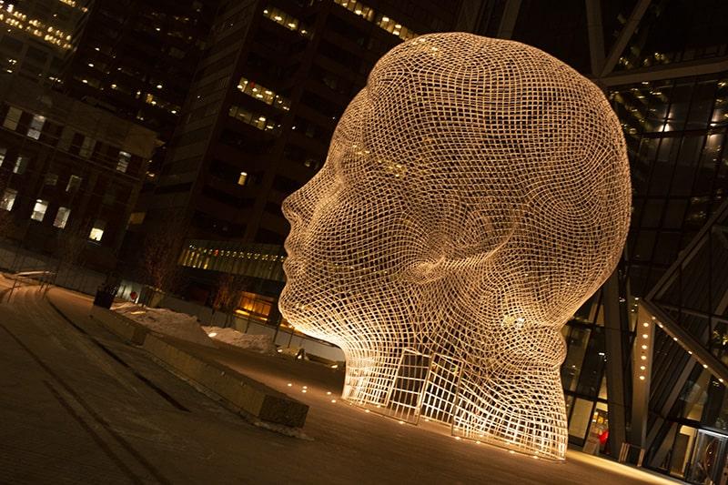Calgary Wonderland Sculpture