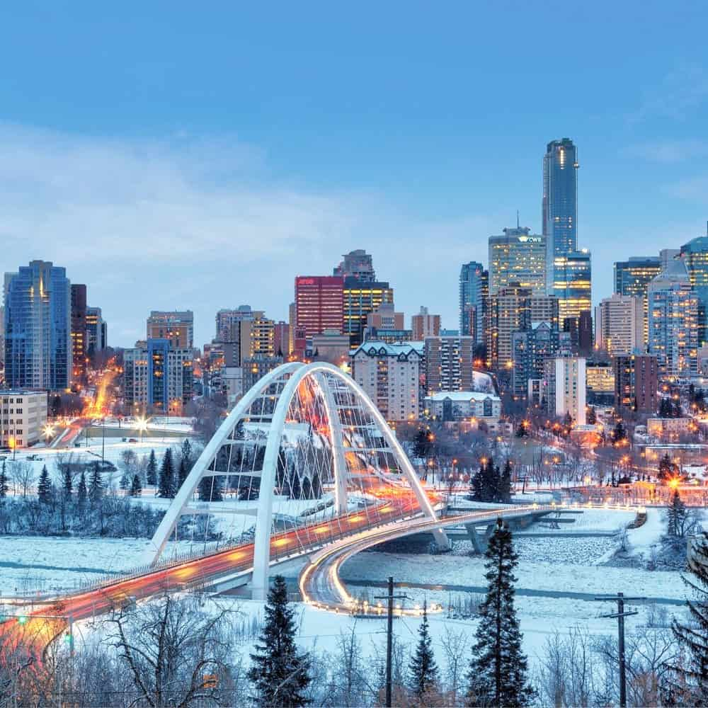 Things to do in an Edmonton Winter for 2021