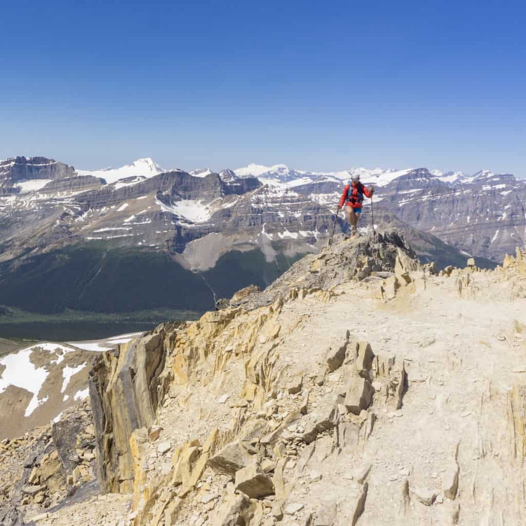 Banff hikes feature