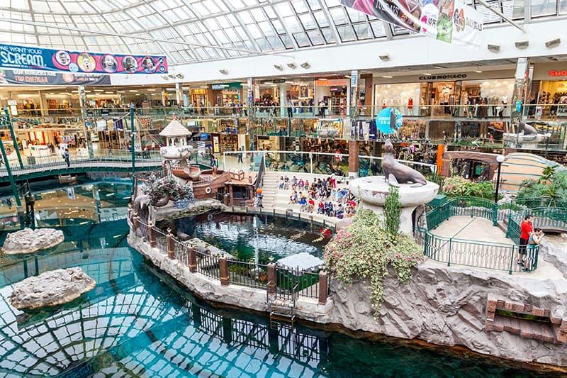 West Edmonton Mall Alberta