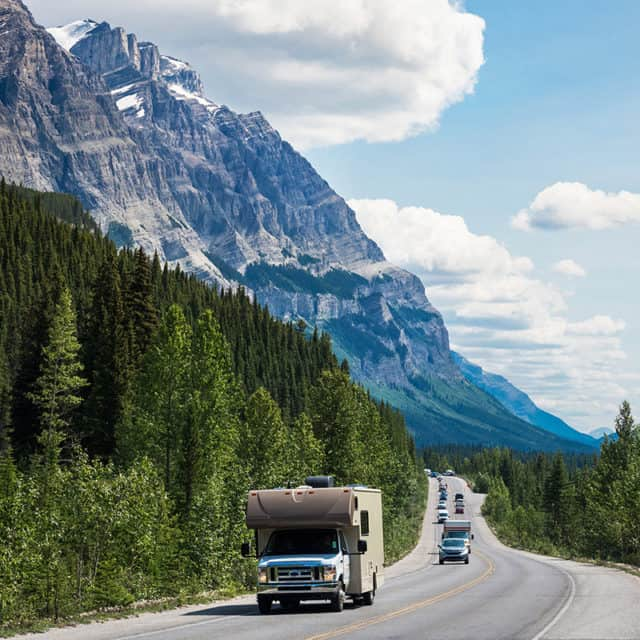 RV Rentals in Alberta feature