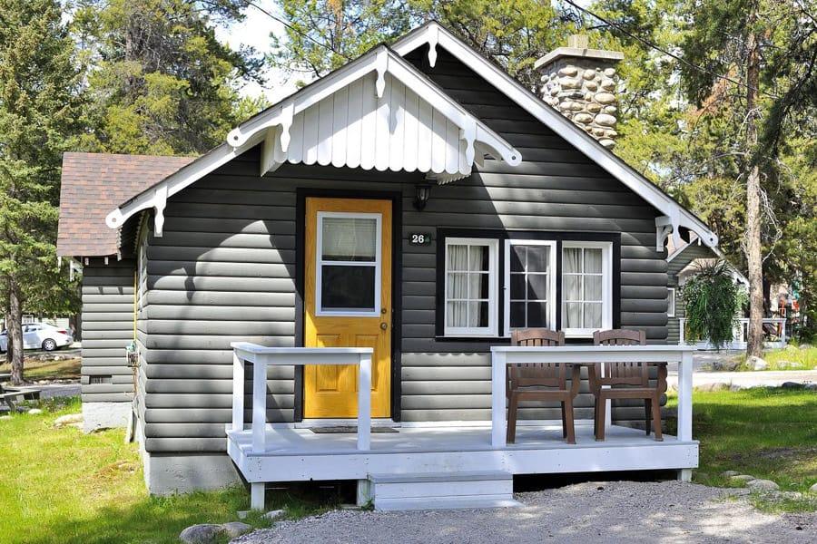 Tekarra Lodge cabin