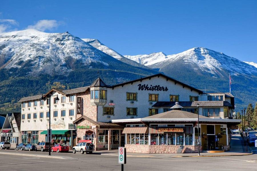 Whistlers Inn Jasper
