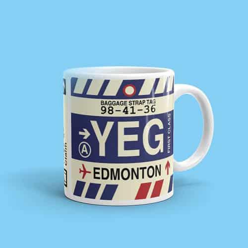 Edmonton YEG Coffee Mug