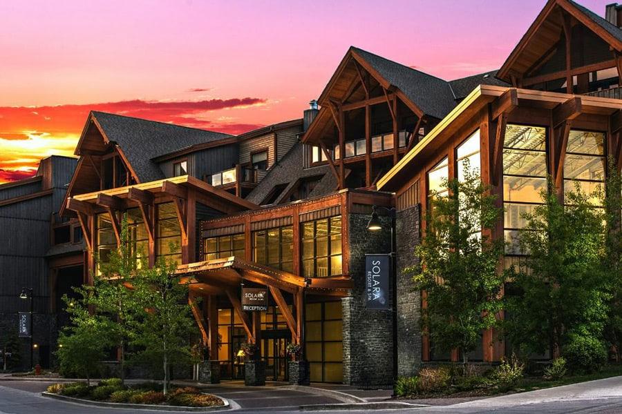 Solara Resort in Canmore Alberta Booking.com