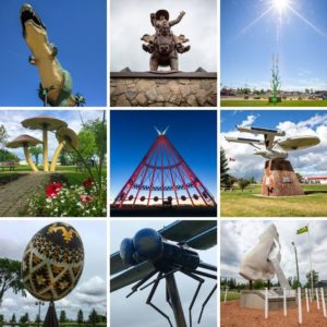 Alberta Roadside Attractions Feature Image