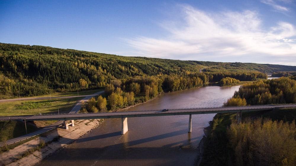 Edmonton to Grande Prairie Feature Image