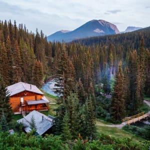 Cabins in Alberta