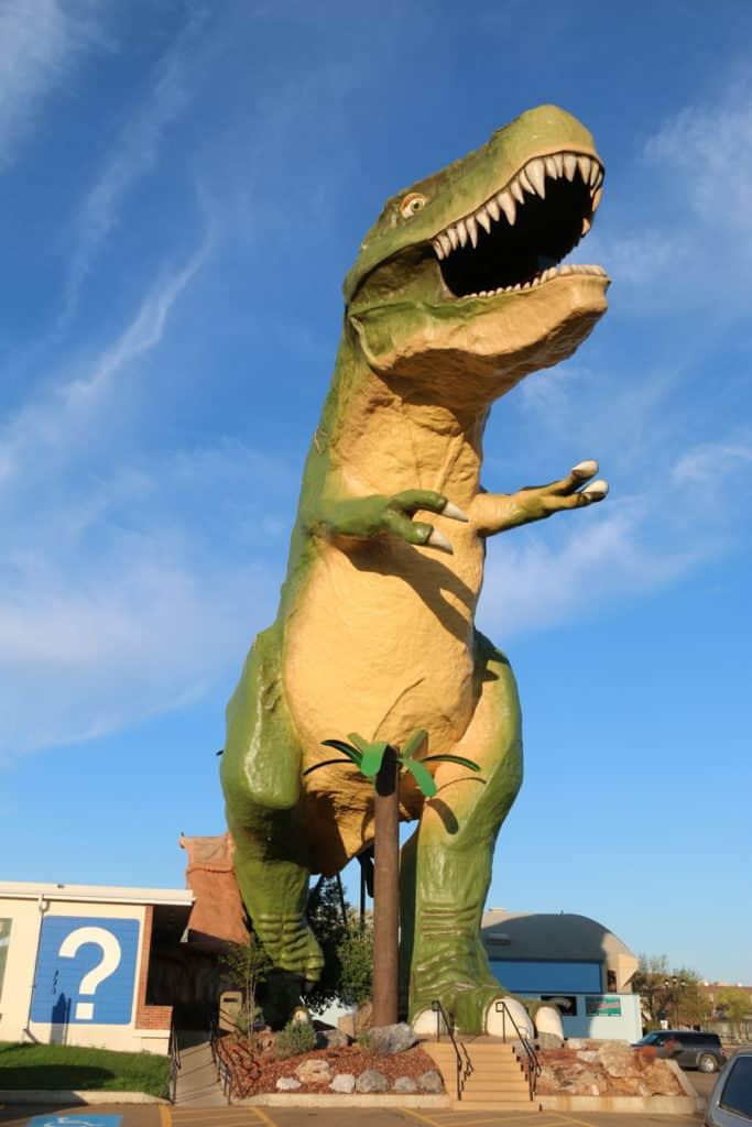 World's Biggest Dinosaur