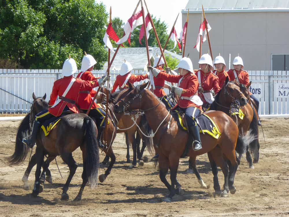 A day trip from Calgary to see The Fort Museum in Fort Macleod
