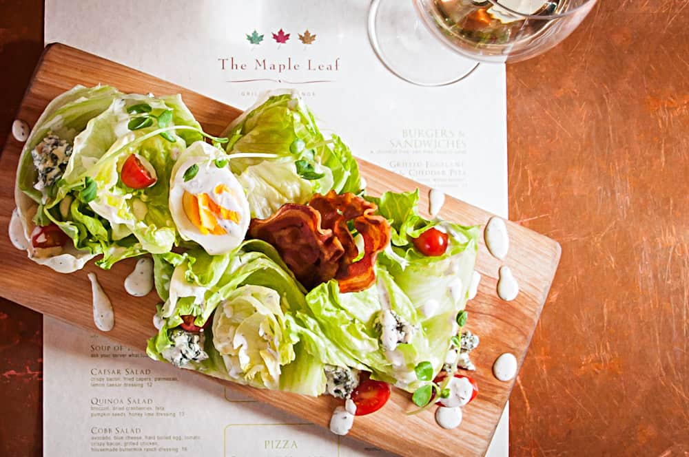 The Maple Leaf Restaurant Banff