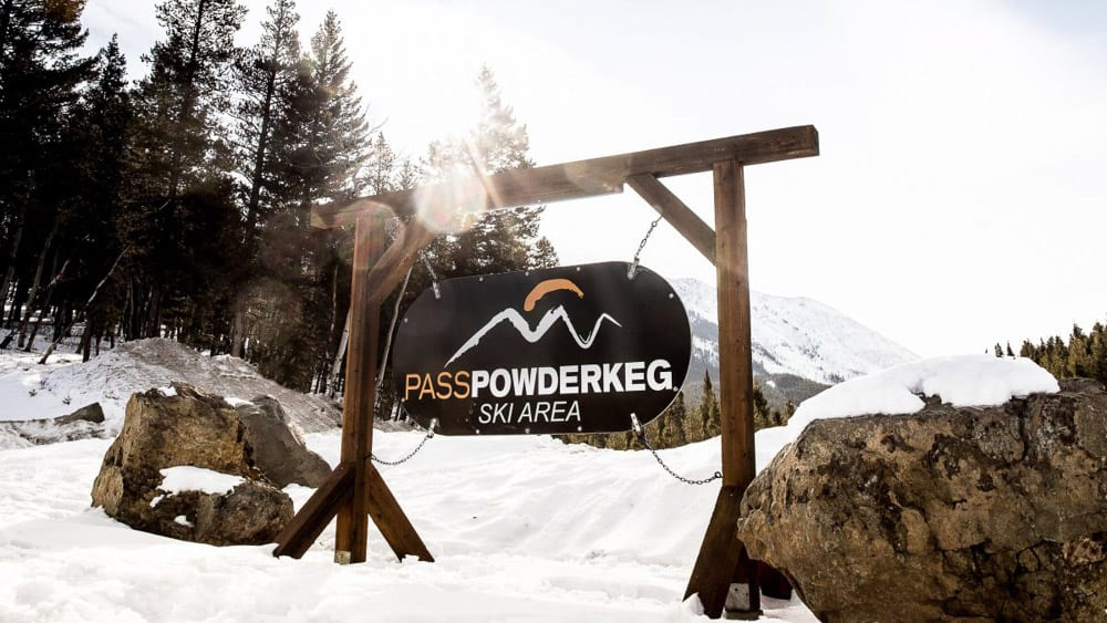 Pass Powderkeg Ski Resort