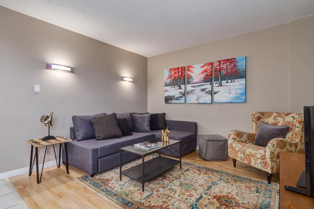 Quirky Kensignton Airbnb in Calgary