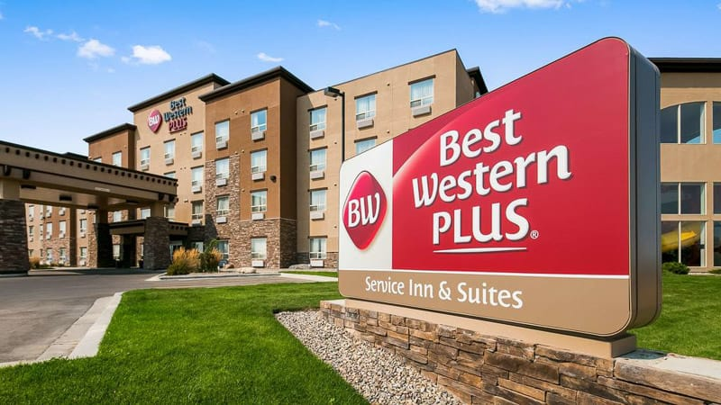 Best Western Plus Service Inn and Suites
