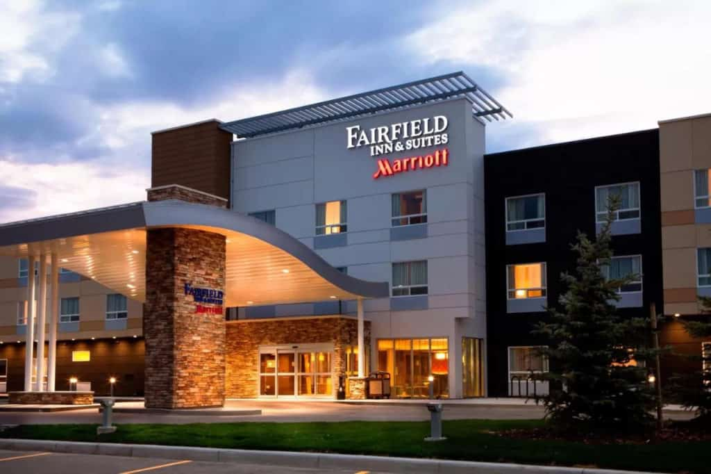 Fairfield Inn & Suites by Marriott in Lethbridge