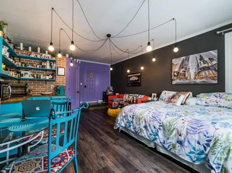 Friends Themed Airbnb in Lethbridge
