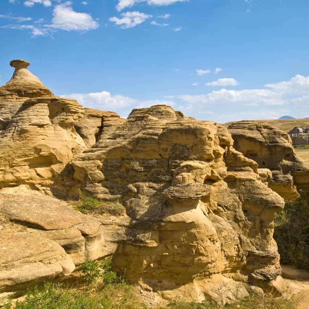8 Incredible Natural Wonders in Alberta