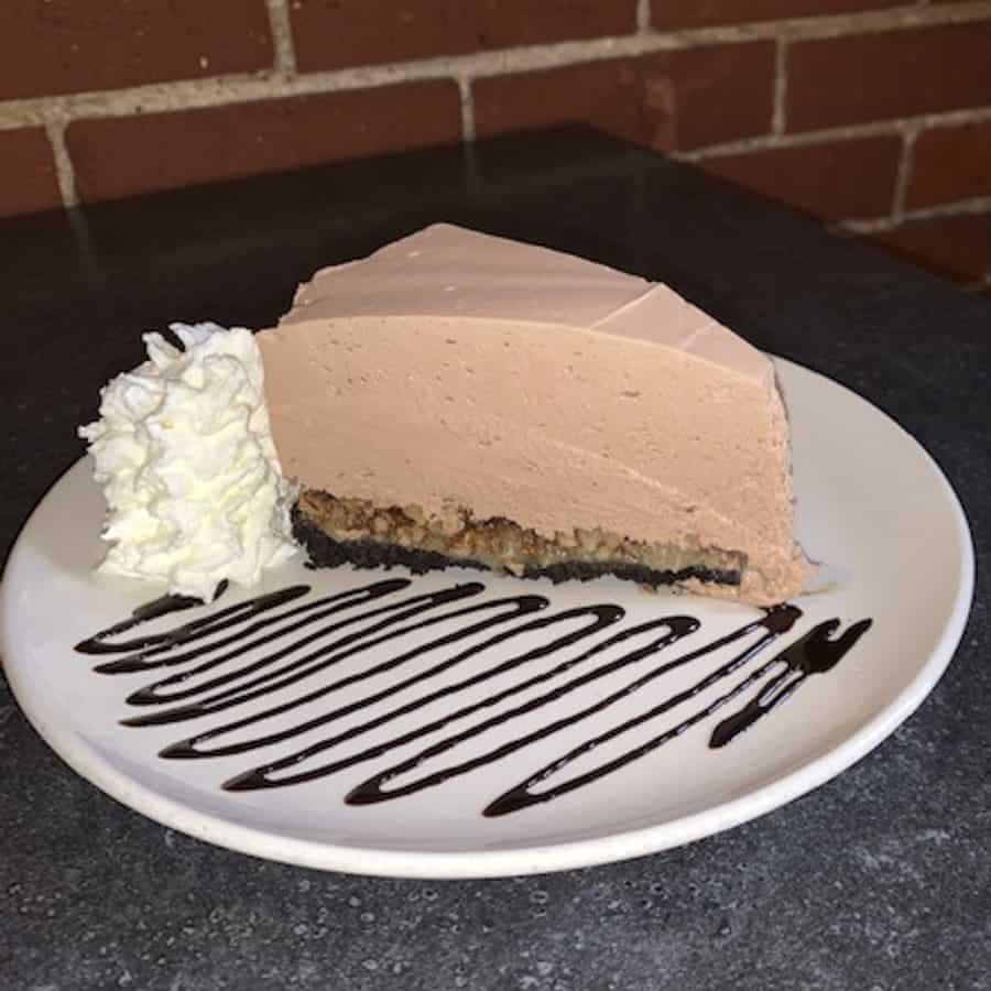 Turtle Cheesecake from Streatside Eatery Lethbridge