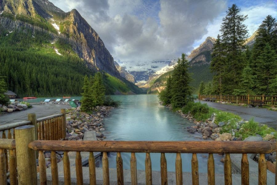 The Waterfront at Lake Louise