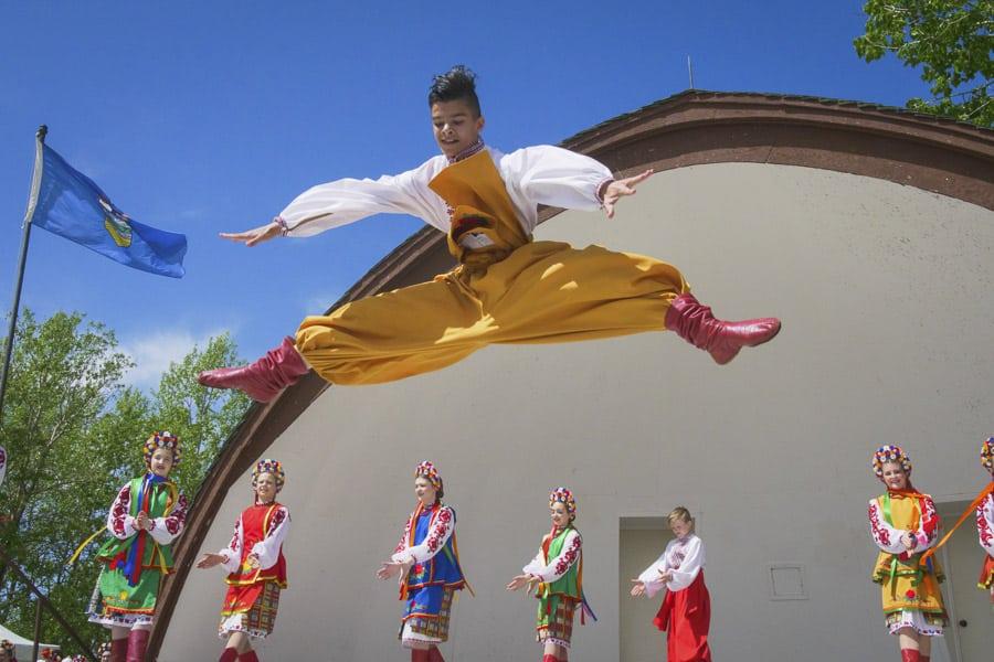 Ukrainien Village Dancers
