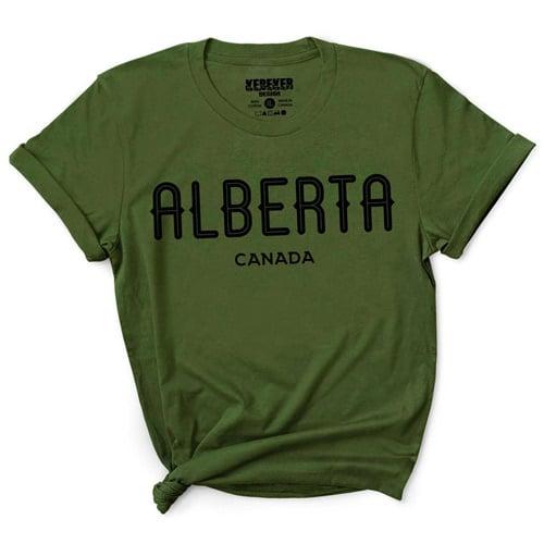 Alberta-Green-Tee