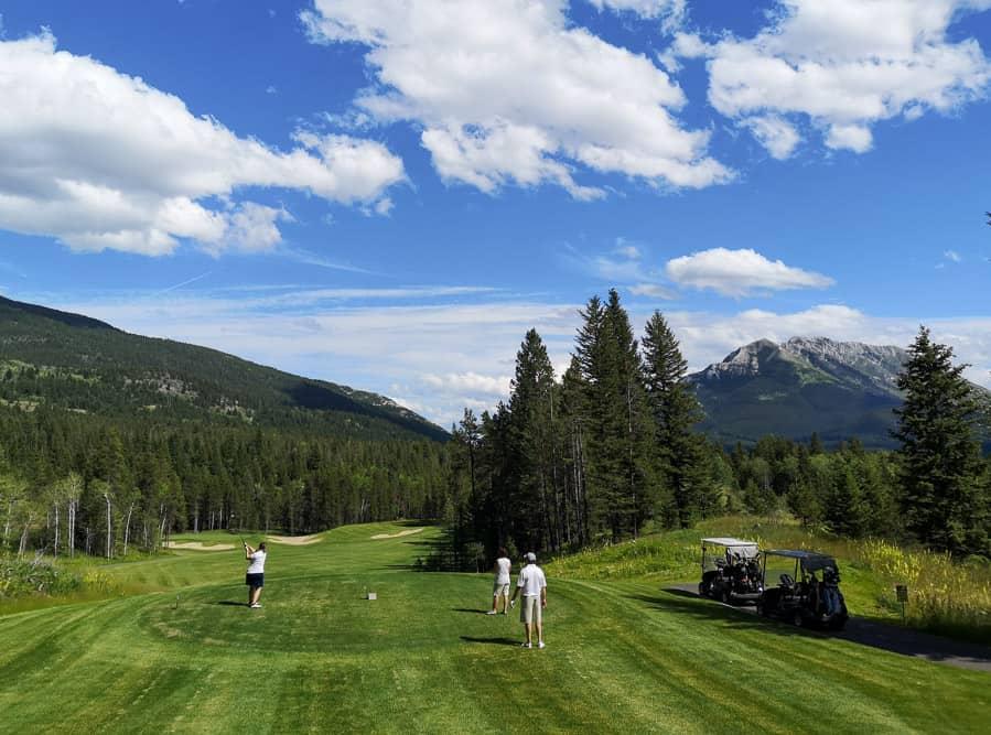 Crowsnest Pass Golf Course - Blairmore, AB