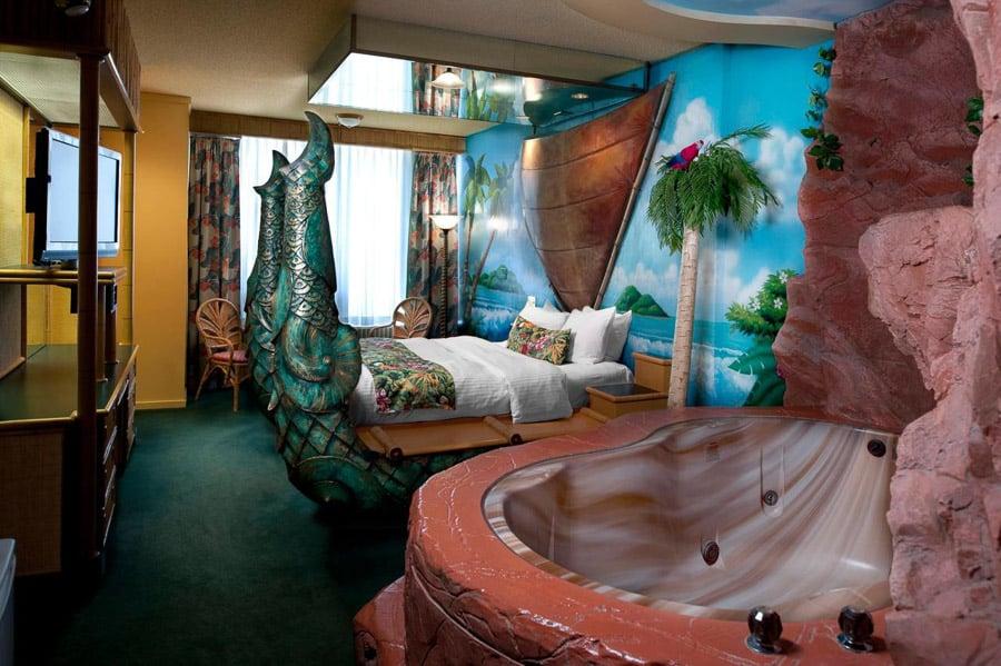 Fantasyland Hotel Edmonton