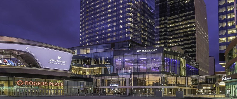 JW Marriott ICE District