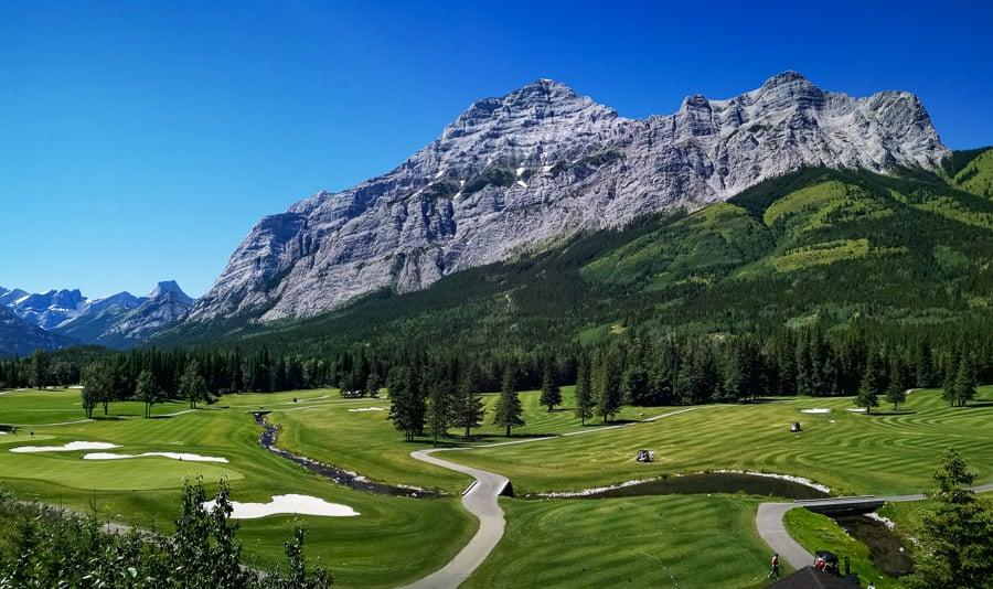 Alberta Golf Courses - Kananaskis Country Golf Resort