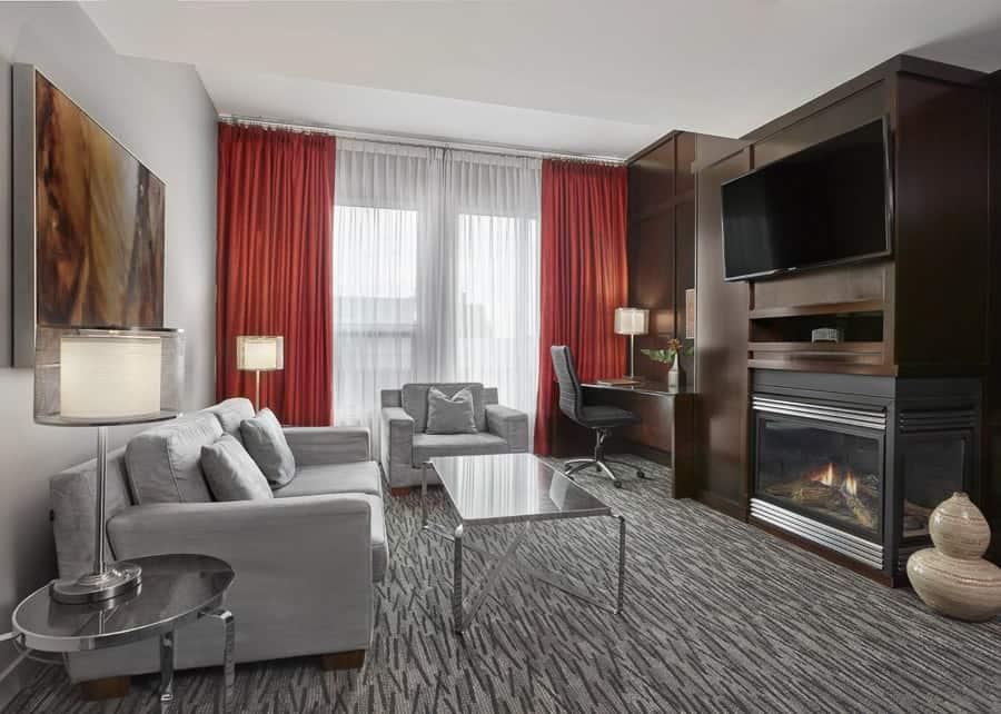 Matrix Hotel Edmonon
