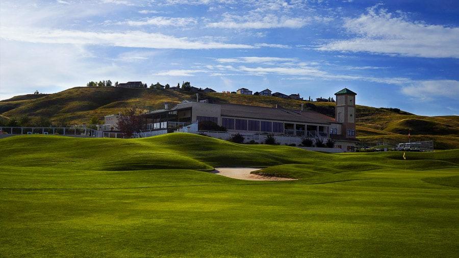 Paradise Canyon Golf Club - Lethbridge, AB