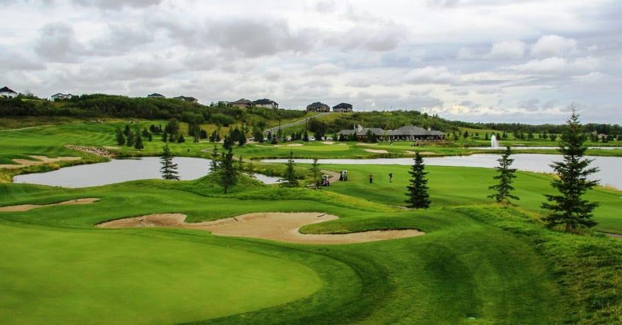 The Quarry Golf Club Edmonton