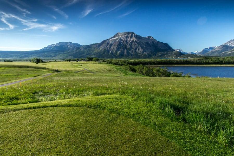 Waterton Lakes Golf Club