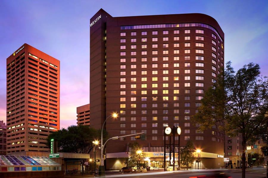 Westin Hotel Edmonton
