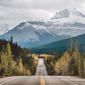 Calgary to Jasper Feature