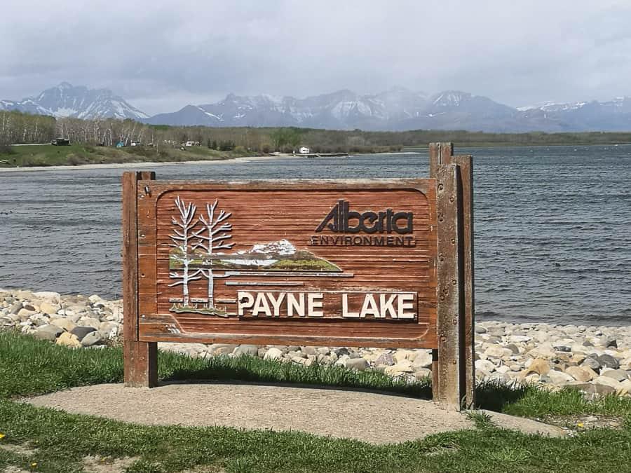 Payne Lake Provincial Recreational Area