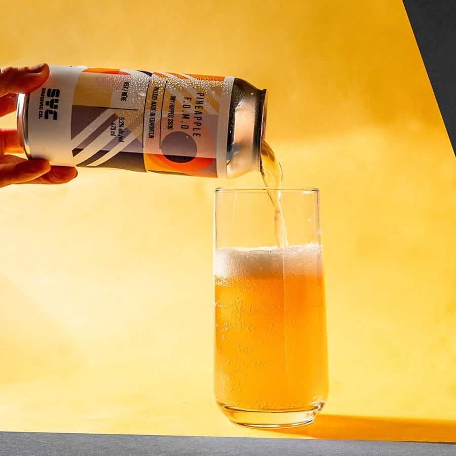 Pineapple FOMO SYC Brewing