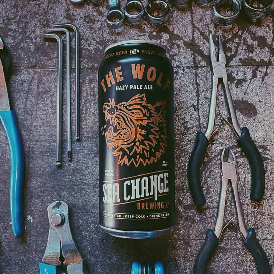 Sea Change Brewing The Wolf