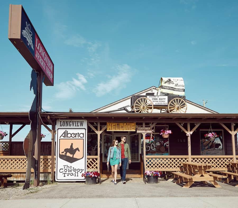 Longview Jerky Shop