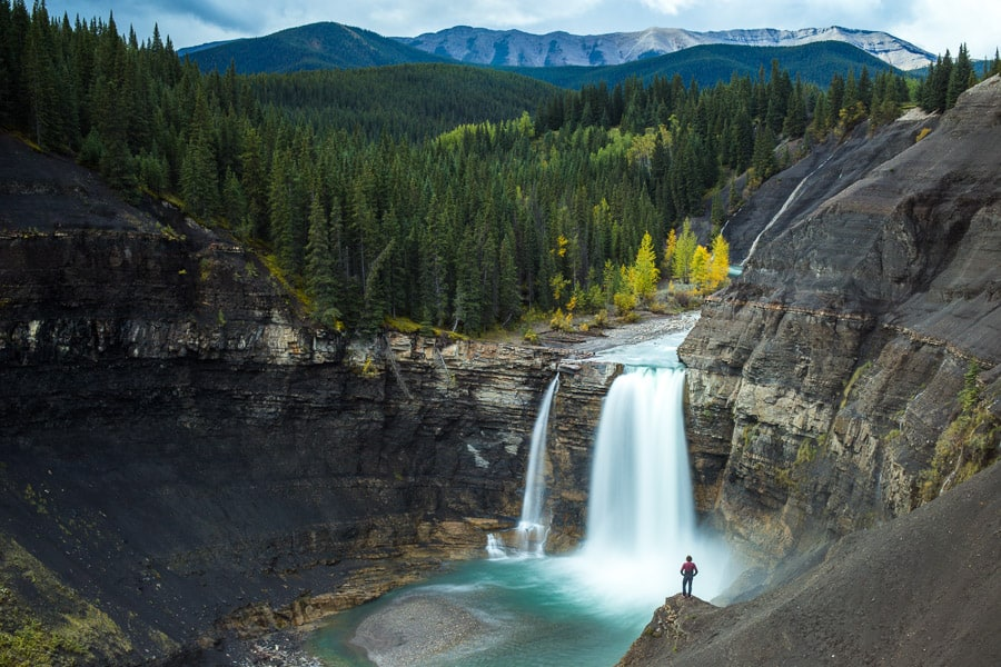 Ram Falls, David Thompson Country