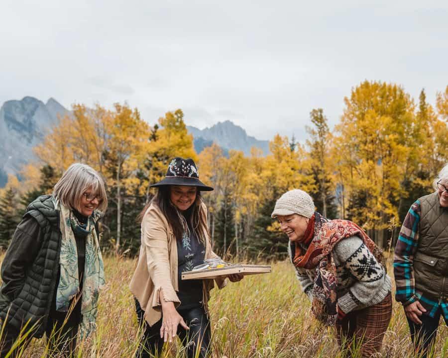 Warrior Women - An Indigenous Experience in Alberta