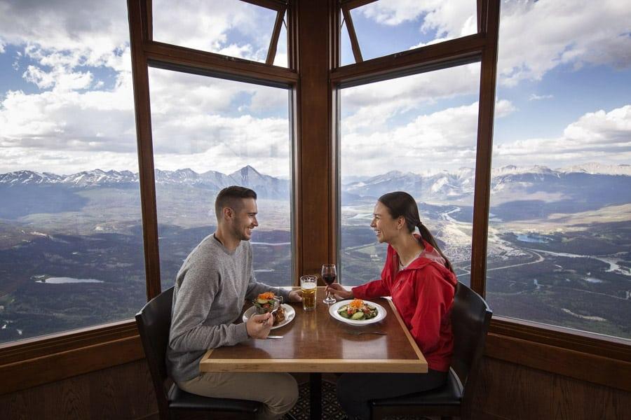 Dinner at Summit Restaurant