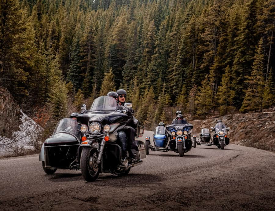 See Jasper National Park a whole different way with Jasper Motorcycle Tours. Day 2 of the 3 Days in Jasper itinerary.
