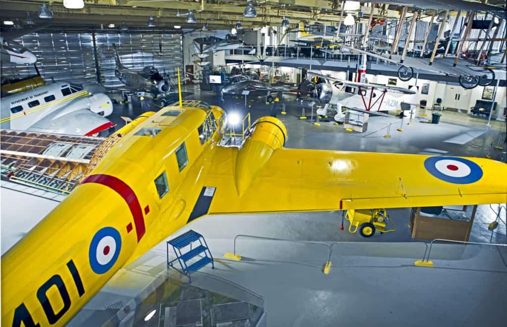 Hangar Flight Museum Calgary