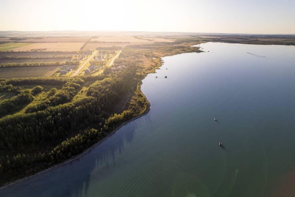 Gull Lake Lacombe County